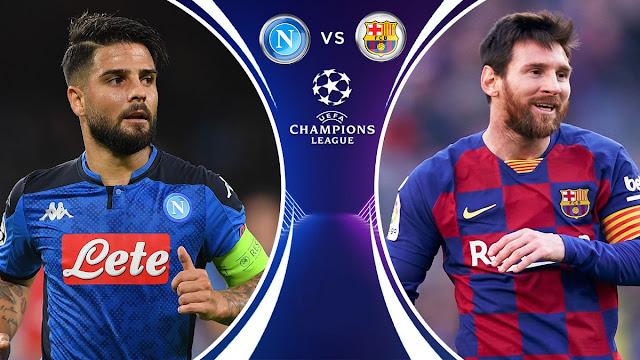 Napoli vs Barcelona Prediction & Match Preview