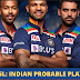 SL vs IND: Team India will face Sri Lanka tomorrow under the leadership of Dhawan, Probable playing XI in the first ODI