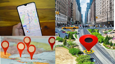 تحديد موقع رقم الموبايل على خرائط جوجل