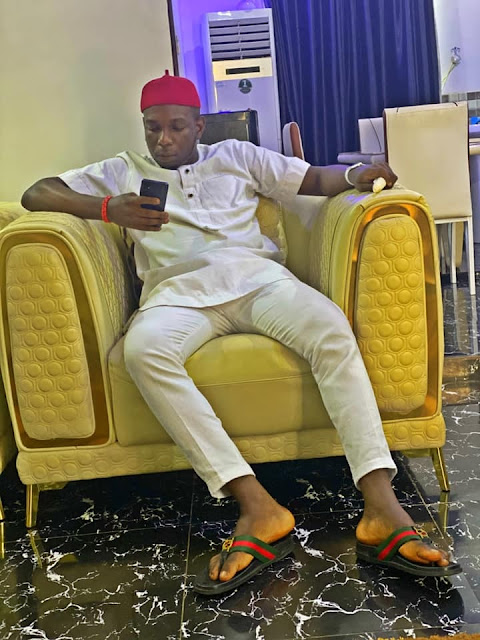 Imo State Youngest Politician Reacts To People Claiming His Father's Influence Helped Him