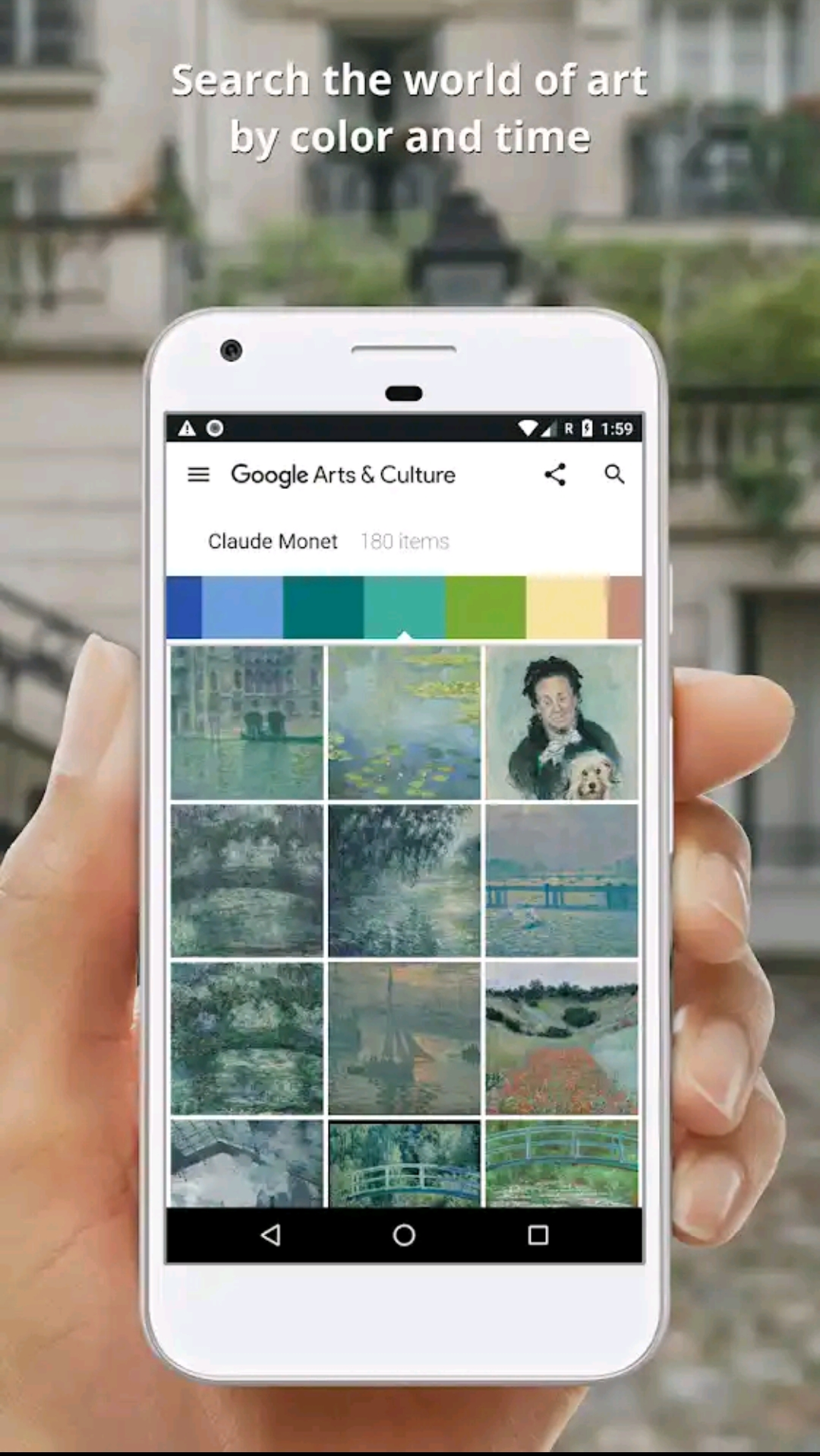 Google Arts & Culture App For the culturally curious