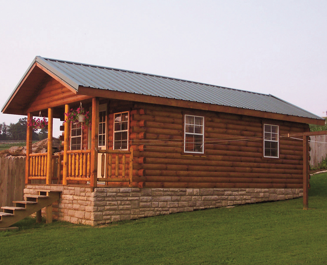 Mytinyhousedirectory beautiful log cabins for Micro log cabins