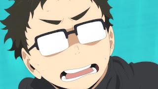 Hellominju.com : ハイキュー 4期 烏野高校 顧問兼監督 武田 一鉄 CV.神谷浩史 Ittetsu Takeda Haikyuu Faculty Advisor | Hello Anime !