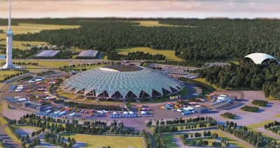 Cosmos-Arena معلومات عن الملاعب التي ستستضيف كاس العالم 2018