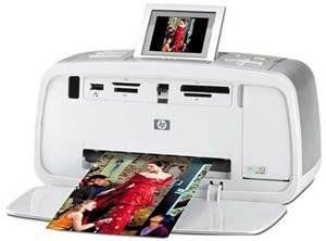 HP Photosmart 358