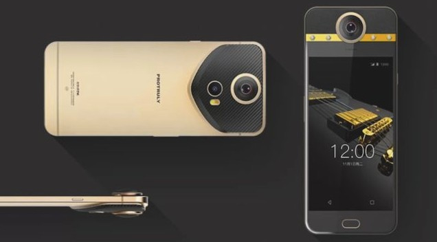 Protruly's Darling Smartphone
