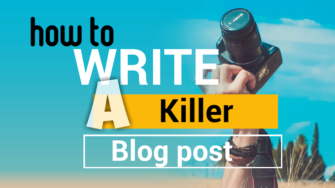 3 HACK TIPS YOU NEED BEFORE YOU WRITE THAT BLOG POST