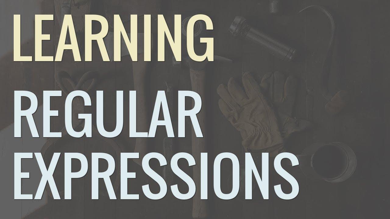 pattern regex regular expression function