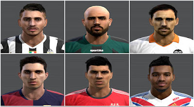 Facepack Vol4 2016 By Vicen Pes 2013