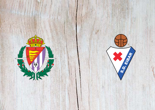 Real Valladolid vs Eibar -Highlights 26 October 2019