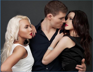 Bi-Couples Americans More Likely Than Typical Couples Americans to Have a Threesome