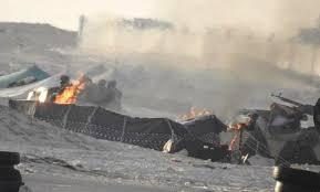 🔴 البلاغ العسكري رقم 73: الجيش الصحراوي يستهدف مواقع عسكرية للإحتلال المغربي في الكركرات