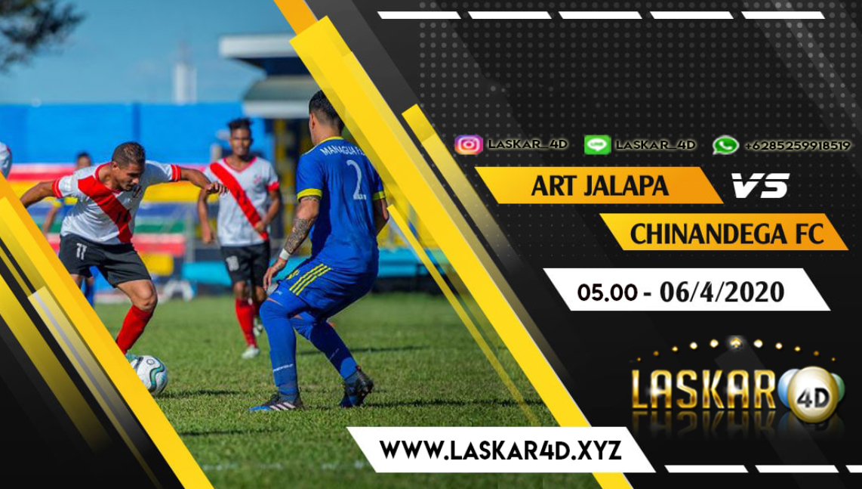 Prediksi Bola Municipal Jalapa vs Chinandega 6 April 2020