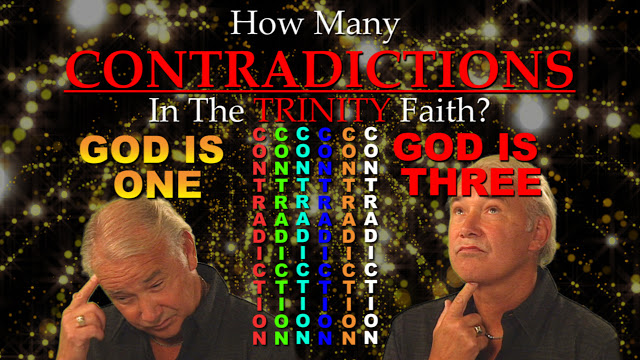 How many CONTRADICTIONS are there in the TRINITY faith?
