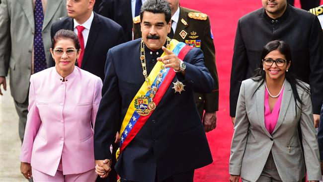 Venezuelan President Nicolas Maduro to resist 'imperialistic' US, seeks to meet US President Donald Trump