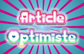 Article optimiste !