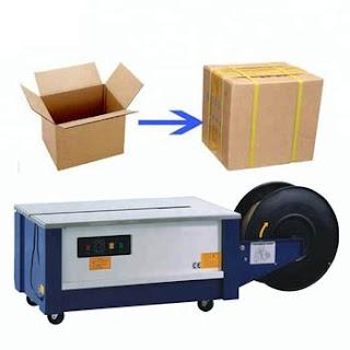 KZB 1 / KZB 2 Semi Automatic Strapping Machine