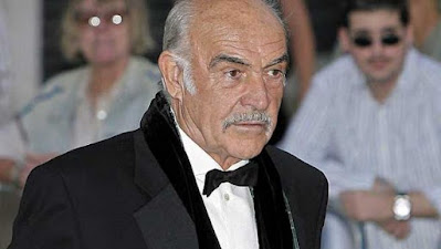 Una imagen de archivo de Sean Connery