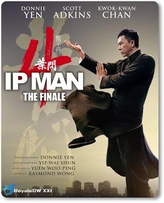 IPMAN 4: THE FINALE (2019)
