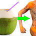 7 Days Challenge: See What Happens To Your Health When You Drink Coconut Water For 7 Days