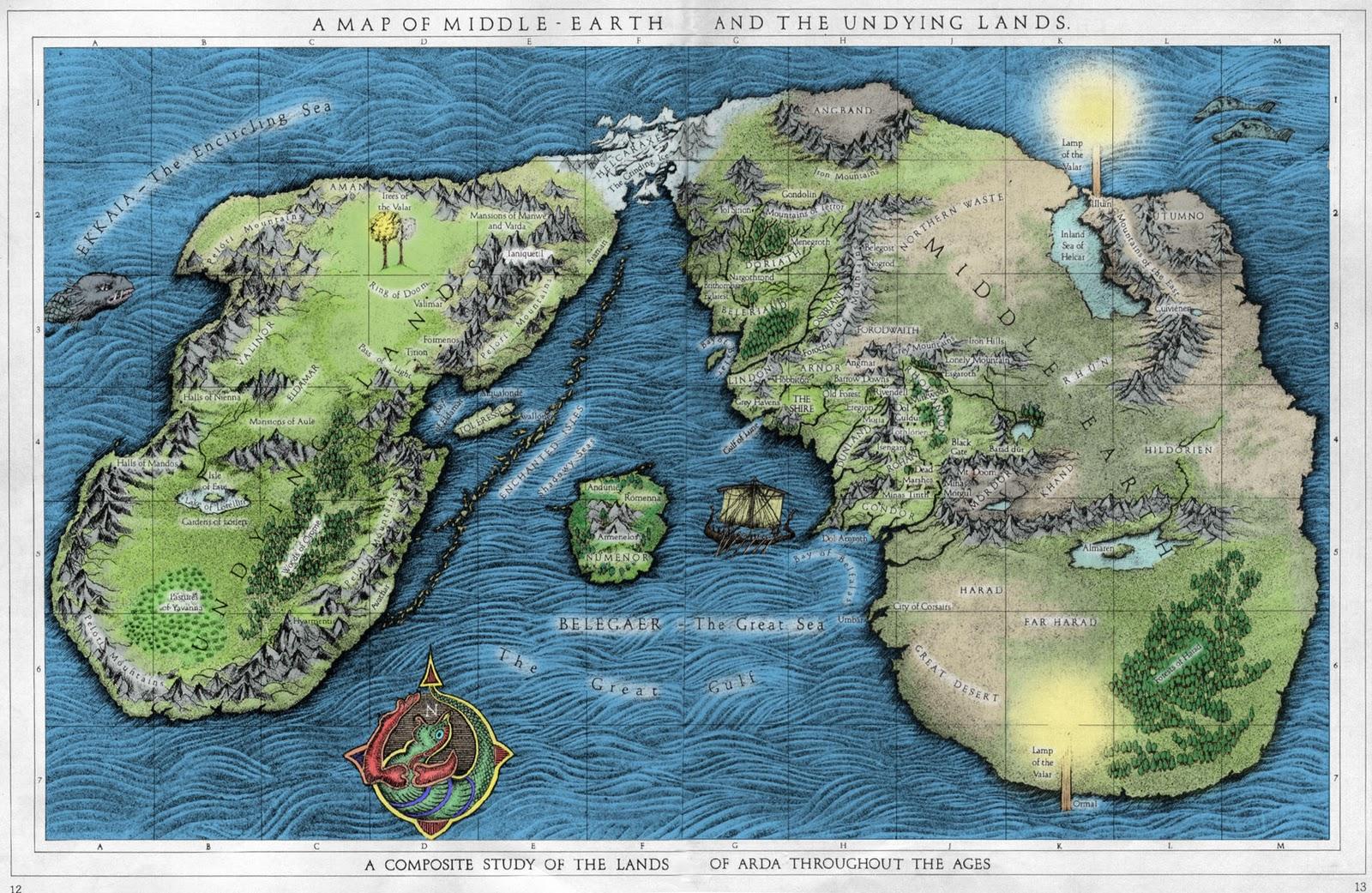 Cartina Mondo Emerso.Il Destino Di Nike Disegnare Una Mappa Fantasy