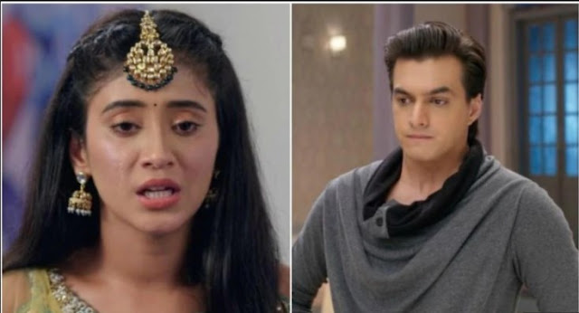 Close Connection Twist : Kartik and Naira Close connection twist in Yeh Rishta Kya Kehlata Hai