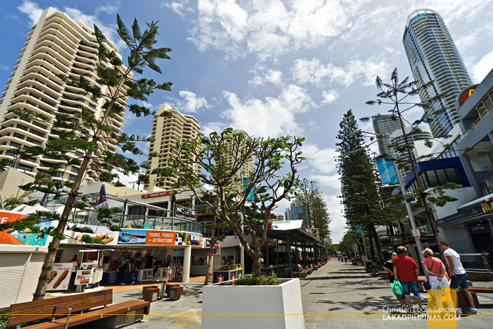 Surfers Paradise Gold Coast Mall