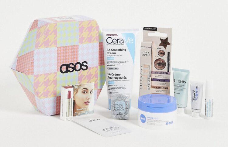 ASOS Face + Body Buyer's Picks Box