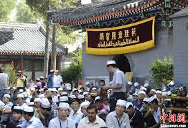 Sudah Mulai terbukti apa yang di ucapkan Rasulullah  Islam Di Cina Dilarang Berpuasa Pada Bulan Ramadhan