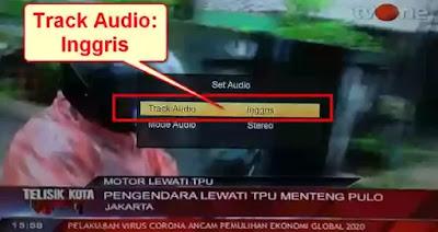 Cara Atasi TV One Tidak Ada Suara K vision Bromo C2000