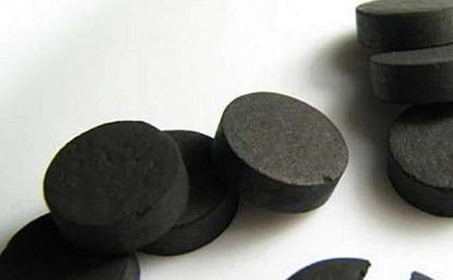 Как пить уголь для похудения: инструкция