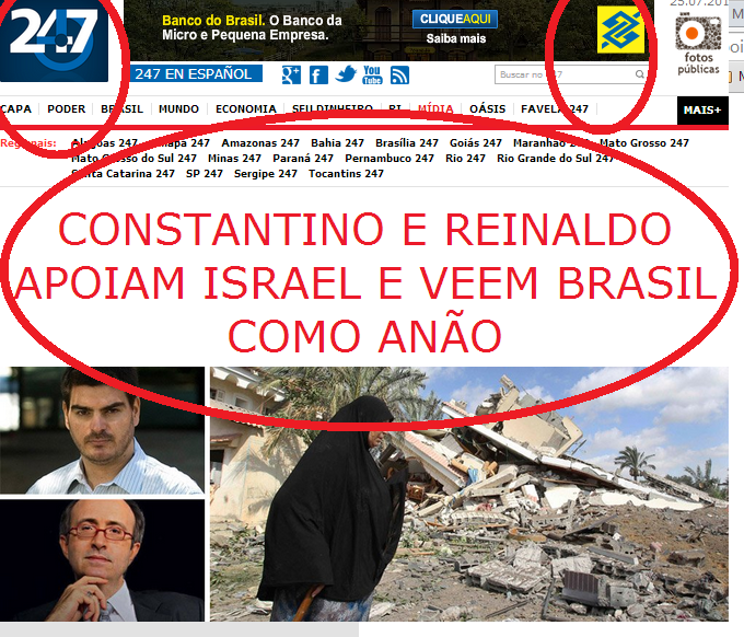 reinaldo constantino brasil atacados