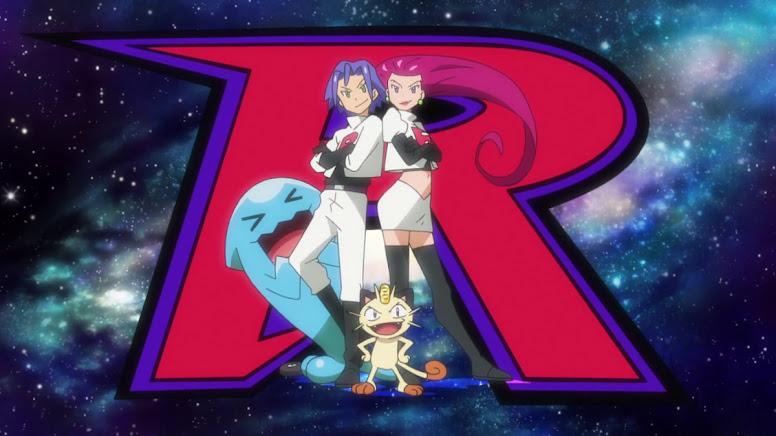 Equipe Rocket Jornadas Pokémon