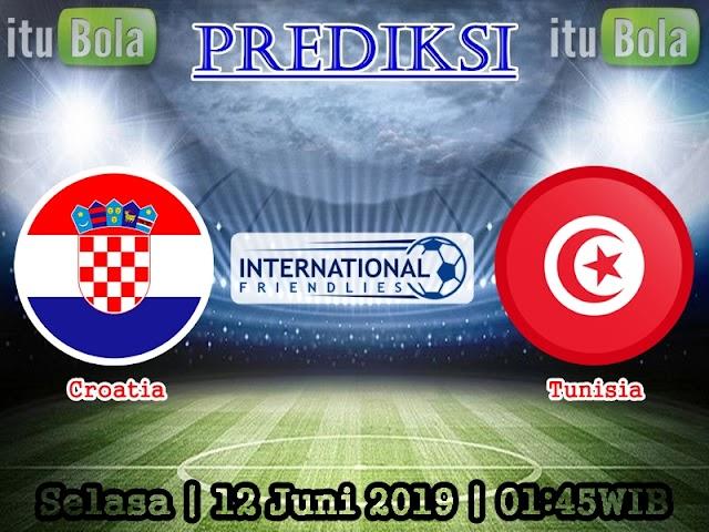 Prediksi Croatia vs Tunisia - ituBola