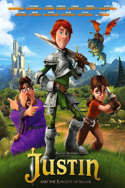Justin And The Knights Of Valour (2013) ταινιες online seires xrysoi greek subs