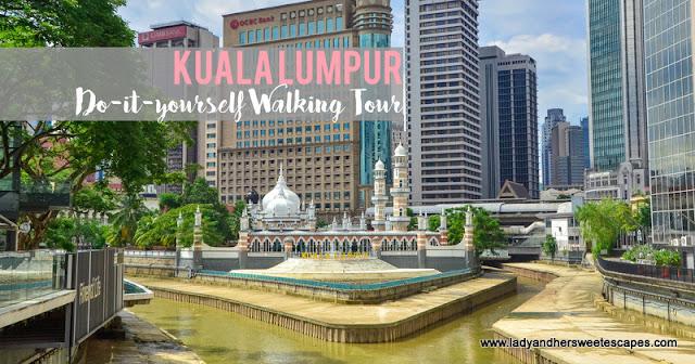 Old Kuala Lumpur DIY walking tour