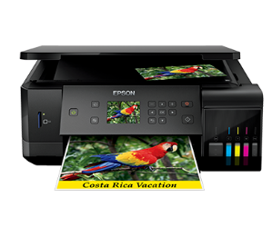 Epson ET-7700 Printer Driver & Software Downloads for Windows