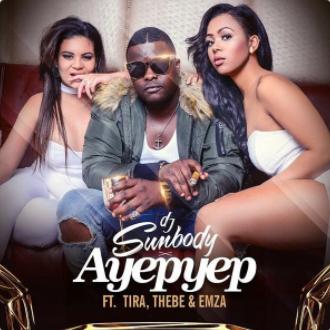 DJ Sumbody Feat. DJ Tira, Thebe & Emza - Ayepyep