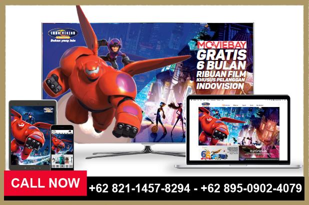 Paket Indovision Terbaru Dan Terlengkap - 082114578294