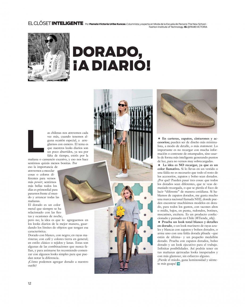 Pamela Victoria fashion blogger chile - experta en moda chilena pamela victoria