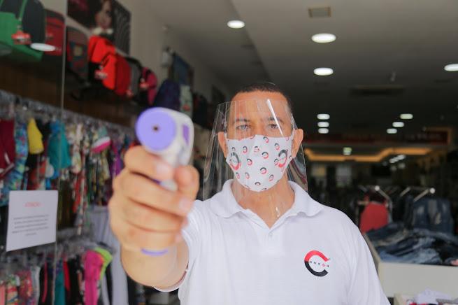 Lauro de Freitas autoriza segunda fase de reabertura do comércio a partir desta quarta-feira (12) e prorroga medida de restrição noturna
