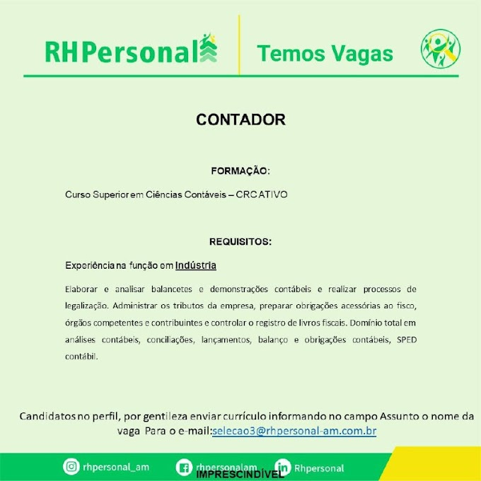 RH PERSONAL