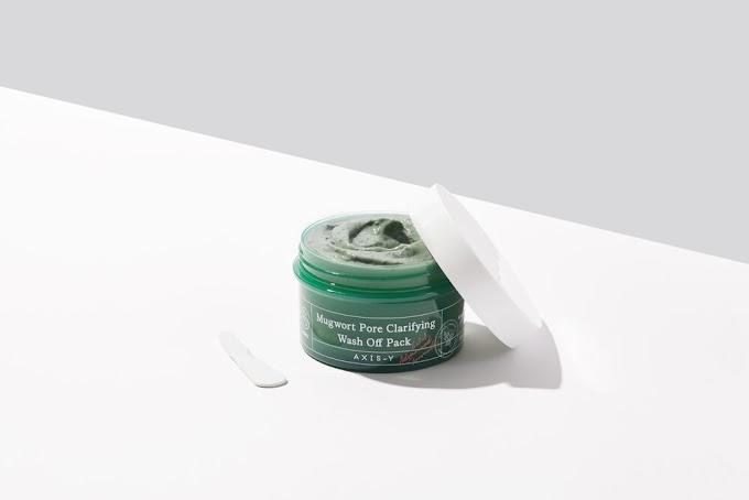Cara Pemakaian AXIS-Y Mugwort Pore Clarifying Wash Off Pack dan Manfaatnya