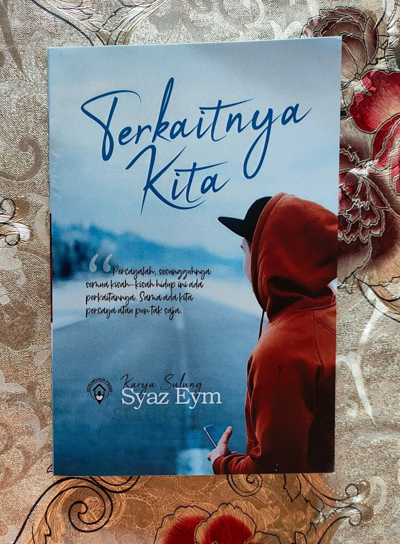 'Terkaitnya Kita,' Novel Sulung Blogger Syaz Eym