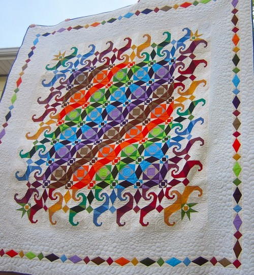 After the Storm Quilt Tutorial