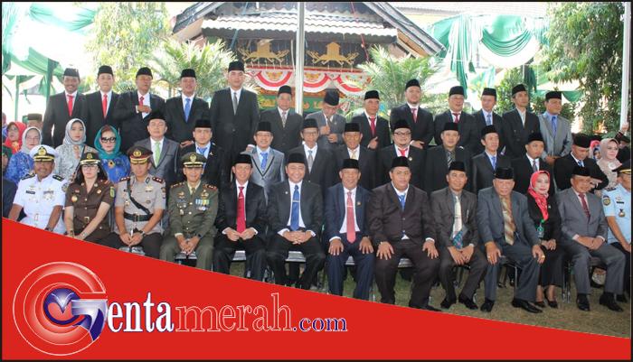 Usai 44 Anggota DPRD Lampura Dikukuhkan, Diharapkan Mampu Membawa Aspirasi Masyarakat