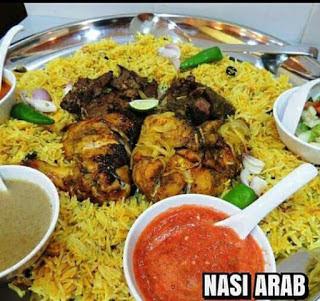 Resepi Nasi Arab Yang Simple Tapi Sedap