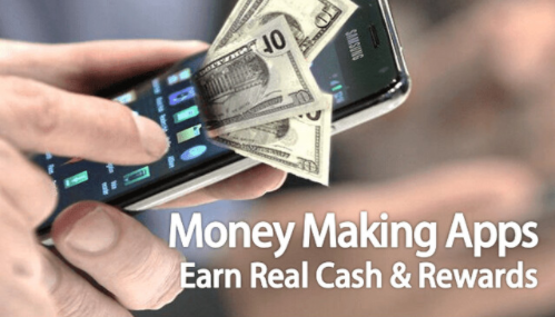 Online Earning,Best money making apps 2020- Top 5,Top 5, Earning App, Money Making App,