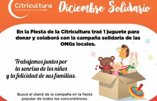 Resultado de imagen para Diciembre Solidario: comienza una campaña por la sonrisa de los más chicos
