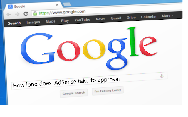 how long does AdSense take to approval